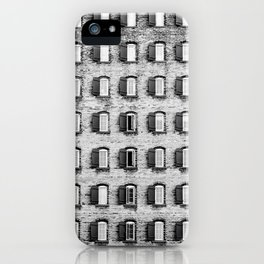 Holes In A Wall iPhone Case