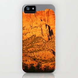 majestic view I iPhone Case