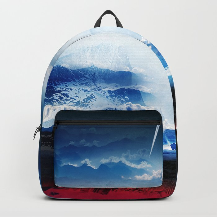 Escape is what i want Backpack