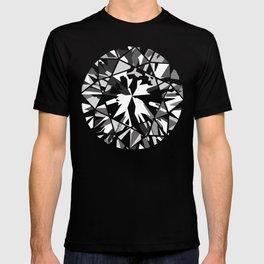 Diamond Stencil Design  T-shirt