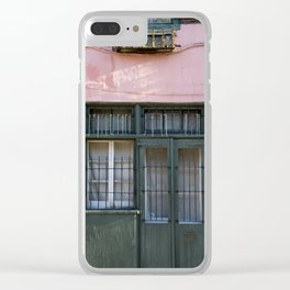 Six Hundred an Eleven Clear iPhone Case