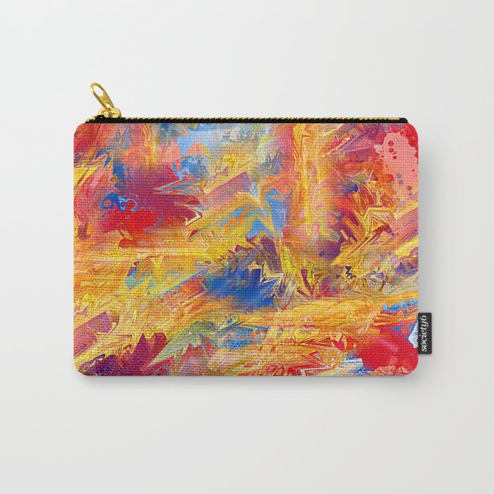 Shangrila Carry-All Pouch