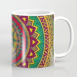 Hippie mandala 68 Coffee Mug