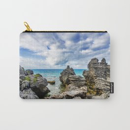 Tobacco Bay Beach, Bermuda Carry-All Pouch