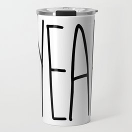 Fork Yeah! Travel Mug