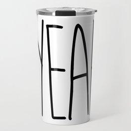 Fork Yeah! Travel Mug