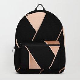 Autumn night Backpack