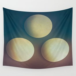 Third Cue  Wall Tapestry