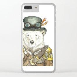 Polarbear Warden Clear iPhone Case
