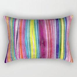 Indian Colors Rectangular Pillow