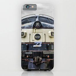 Cab Forward iPhone Case