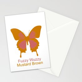 Ulysses Butterfly 12 Stationery Cards