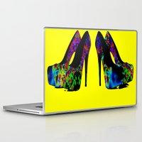 trip Laptop & iPad Skins featuring trip by yayanastasia