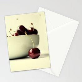 cherries V Stationery Cards
