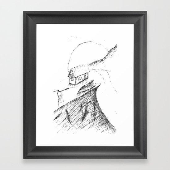 If only... Framed Art Print