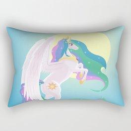 Sunlight Princess Rectangular Pillow