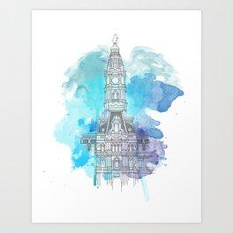 Philadelphian Empire Art Print
