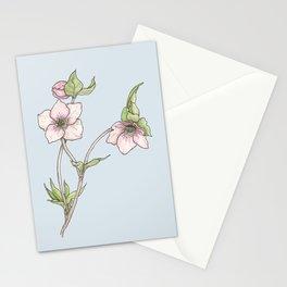 Lenten Rose Stationery Cards