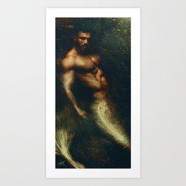 Aquilus Art Print