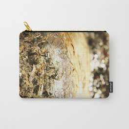 Texture abstract 2017 002 Carry-All Pouch