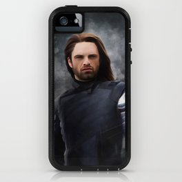 Soldier Winter (Infinity War) iPhone Case