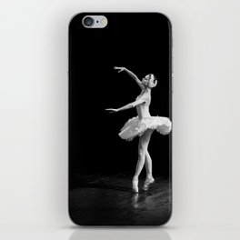 Russian Ballet Dancer 1 iPhone Skin