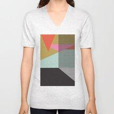 Farbe//One Unisex V-Neck