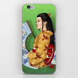 Princess Shinkokami iPhone Skin
