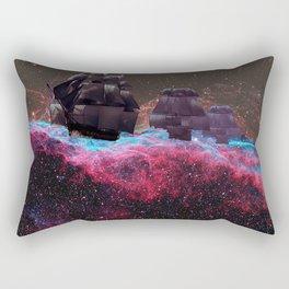 Space Armada Rectangular Pillow
