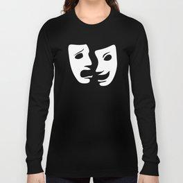 Melpomene & Thalia Long Sleeve T-shirt