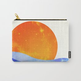 Sun in the Dunes Carry-All Pouch