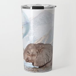 In a Bubble Travel Mug