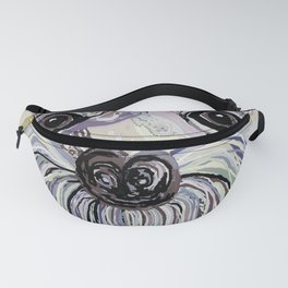 MALTESE Denim Colors Fanny Pack