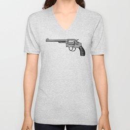 Revolver 2 Unisex V-Neck