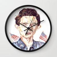 Merica Wall Clock