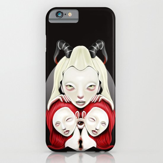 Mitosis iPhone & iPod Case