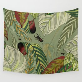 Jungle Wall Tapestry