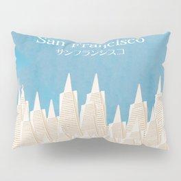 San Francisco TA Pillow Sham