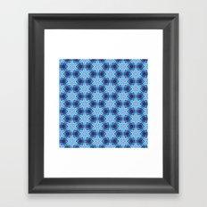 pttrn18 Framed Art Print