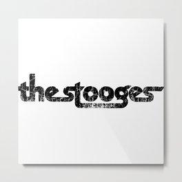 stooges Metal Print