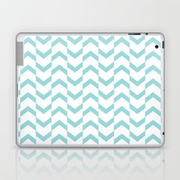 Limpet shell chevron  Laptop & iPad Skin