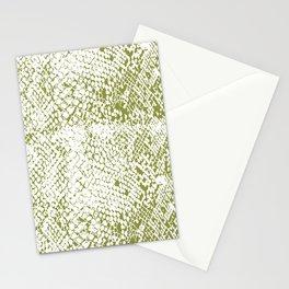 Snake Skin Pepper Stem Stationery Cards