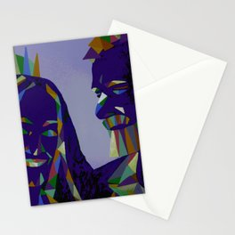 Demeter and Poseidon Stationery Cards