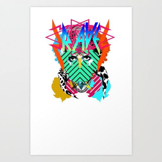 DIVAS Art Print