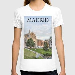 El Prado Museum. Madrid T-shirt
