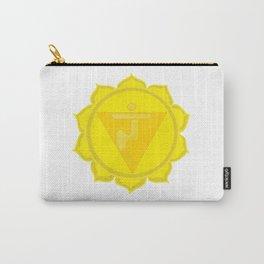 Manipura Chakra Solar Plexus chakra Yoga Carry-All Pouch