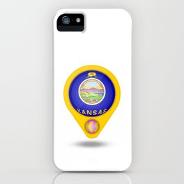 Kansas iPhone Case