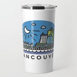 Vancouver Travel Mug
