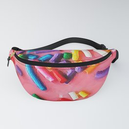 Sugary Sprinkles Fanny Pack