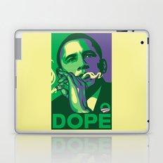 the dopest president Laptop & iPad Skin
